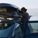 Autos für eine Dachbox