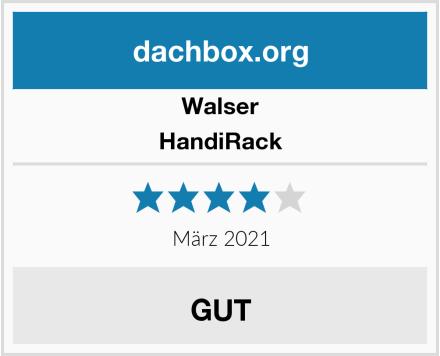 Walser HandiRack Test