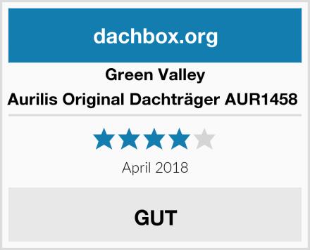 Green Valley Aurilis Original Dachträger AUR1458  Test