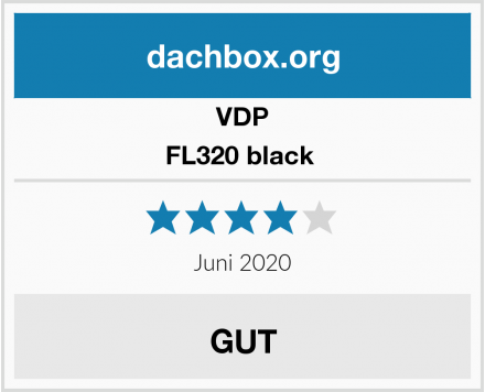 VDP FL320 black  Test