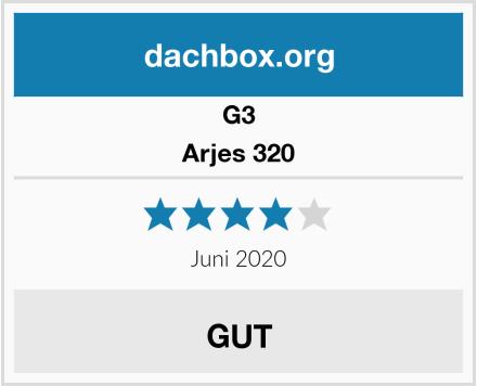 G3 Arjes 320 Test