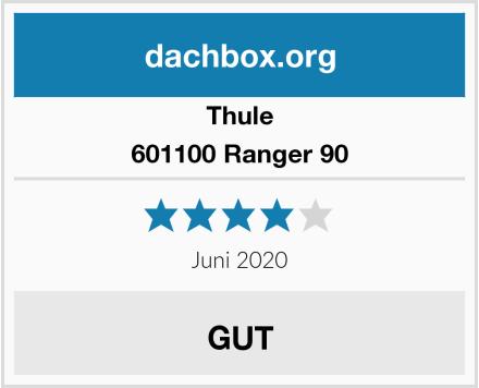 Thule 601100 Ranger 90 Test