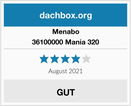 Menabo 36100000 Mania 320 Test