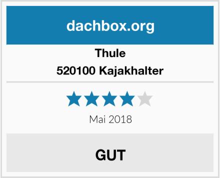 Thule 520100 Kajakhalter Test