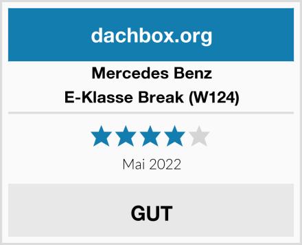 Mercedes Benz E-Klasse Break (W124) Test