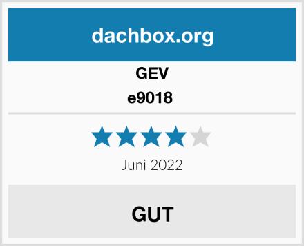 GEV e9018  Test