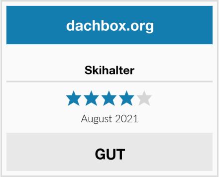 Skihalter Test