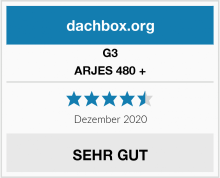 G3 ARJES 480 + Test