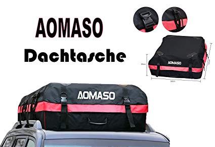 Aomaso TKN Auto Dachtasche