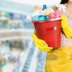 Reinigung und Pflege einer Dachbox